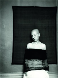 selbstportraits (+ another; 2 works) by claude cahun