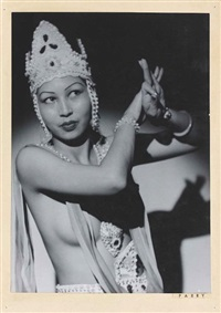 la danseuse d'al-lal by roger parry
