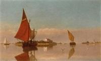 g. helena's island, venice by eugenio cecchini prichard