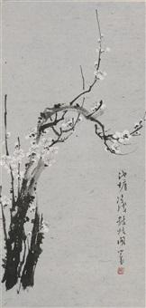 plum blossom by pu ru