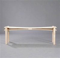 svalen - bench by jens jacob olesen