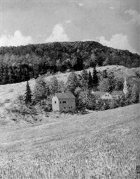 a vermont farm by wally ames