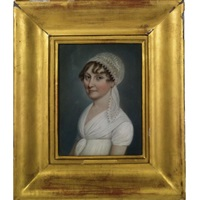 portrait of mary pixton by james sharples