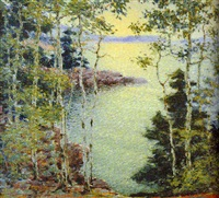 silver reflections by carl wendell rawson
