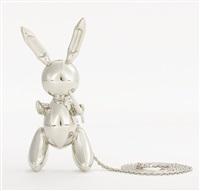 rabbit (necklace pendant) by stella mccartney and jeff koons