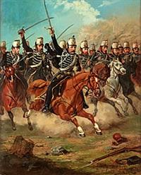 kavallerichock by johan georg arsenius