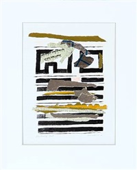 damascus (5 works) by lise honore