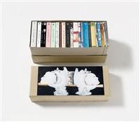 gesammelte werke. band 1-20 (20 works) by dieter roth