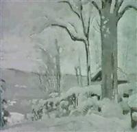 winterzeit by maurice mathey