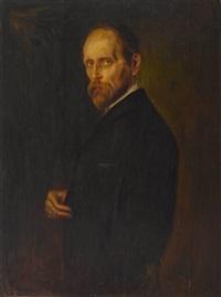 joseph von kopf by franz seraph von lenbach