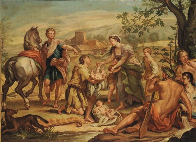 scene mitologiche pair by andrea appiani