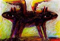 der geflügelte hund by chihliev rachman