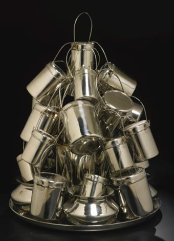 feast for hundred and eight gods 2 by subodh gupta