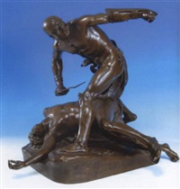 the gladiators by edme antony paul noël