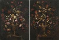 composizioni con vasi di fiori (pair) by anonymous-italian (17)