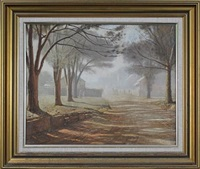 winter morning by lloyd frederic rees