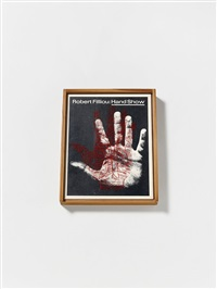 hand show (24 works) by robert filliou