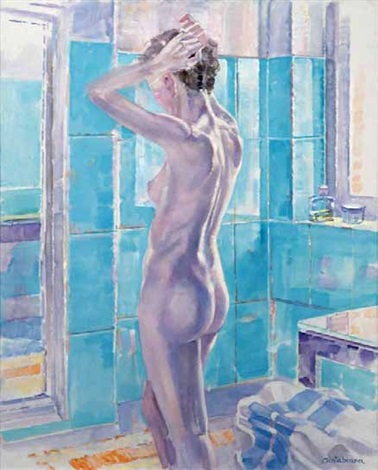 desnudo by juan cantabrana