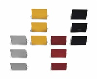 cp1 wall lights (set of 12) by charlotte perriand