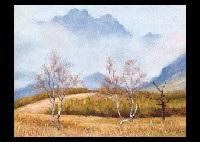 autumn in highland by genichiro adachi