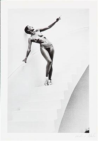 in my studio paris 1978 by helmut newton