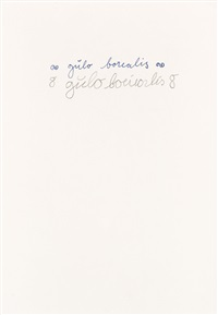 gulo borealis by joseph beuys