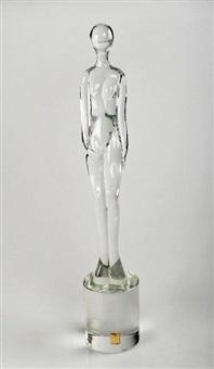 weibliche aktfigur by ermanno nason