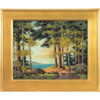 landscape by carl wendell rawson