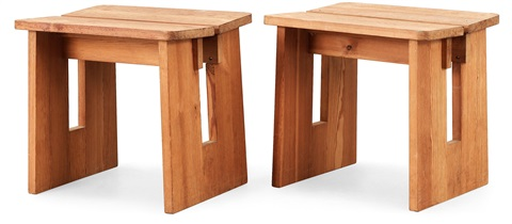 pallar lovö (pair) by axel einar hjorth