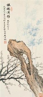 绿窗清影 by wu hufan