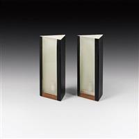 2 wandlampen (pair) by franz hagenauer