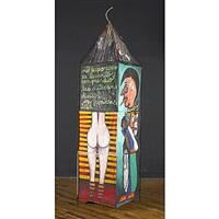 kiosk, the captain's dream by rafael ferrer