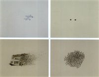 untitled (+ 3 others, 4 works) by euan macdonald