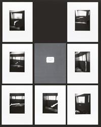fenêtres - fenêtre, 2012 (portfolio of 7) by luc tuymans