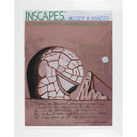 inscapes words and image by philip guston