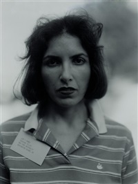 untitled (from portraits at the vietnam veterans memorial) by judith joy ross