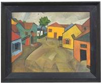 rue de village by iosif shkolnik