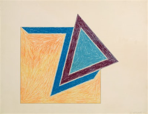 moultonboro from eccentric polygons by frank stella