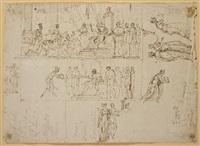 il concordato fra pio vii e napoleone by jean baptiste joseph wicar