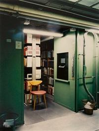 bibliothèque nationale de france, site richelieu magasin des imprimés, paris i by candida höfer