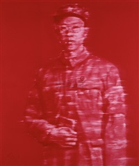 the losting red by zhou qi