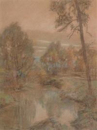 indiana landscape by otto stark