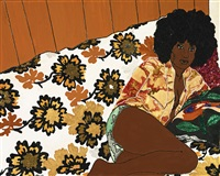 to love again by mickalene thomas