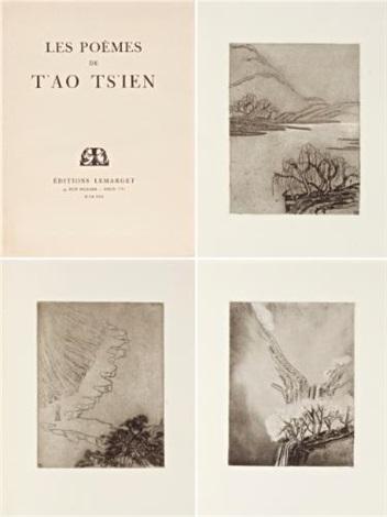 les poèms de tao tsien bk w3 works by sanyu