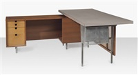 executive desk by george nelson