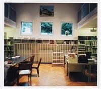 städelschule frankfurt am main by candida höfer