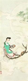 仙女图 by liu lingcang
