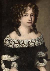 retrato de dama by hyacinthe rigaud