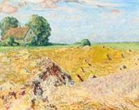 cornfield by sigurd swane