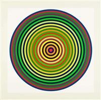 serie 23: no. 12-7 - no. 14-4 (2 works) by julio le parc